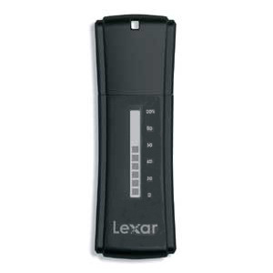 Photo of Lexar JUMPDRIVE Secure II Plus 8GB USB Memory Storage