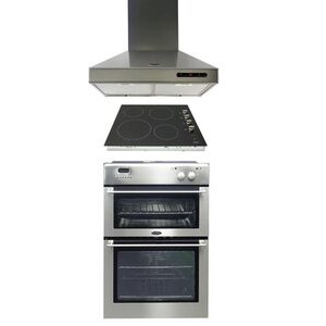 Photo of Belling XOU483SS + CRS60 + CHIM602SS Oven