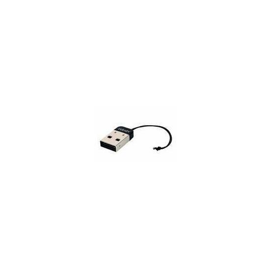 Advent ADEC2BTMI Mini Bluetooth Adapter Class 2 v2.0 with EDR