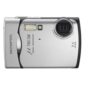 Photo of Olympus X15  Digital Camera