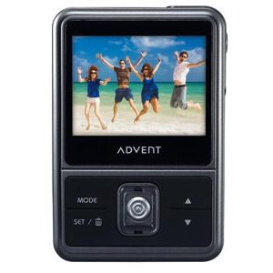 Photo of Advent ADV-PVC1 Pocket Camcorder Camcorder