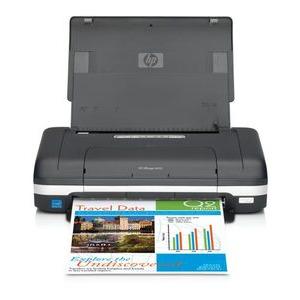 Photo of HP Officejet H470WBT Printer