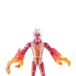 Ben 10 - 15cm DNA Alien Heroes - Heatblast Reviews