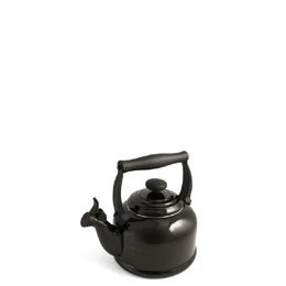 Le Creuset Stoneware Whistling Traditional Kettle - Satin Black Reviews
