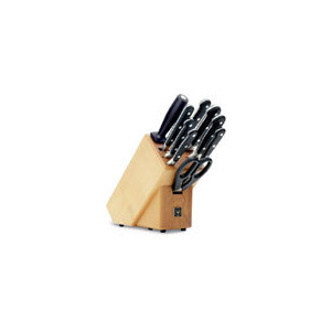 Photo of W�Sthof Classic 9 Piece Knife Block Kitchen Utensil