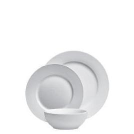 Tesco rimmed porcelain 12 piece set Reviews