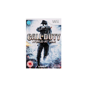 Photo of Call Of Duty: World At War (Wii) Video Game