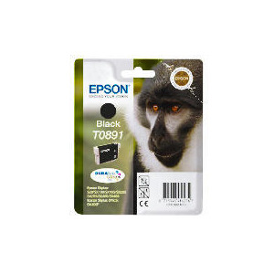 Photo of Epson T0891 Black Ink Ink Cartridge