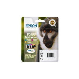 Photo of Epson T0896 Multipack Ink Ink Cartridge