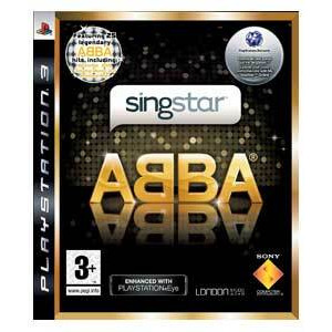 Photo of SingStar ABBA - Game Only (PS3) Video Game