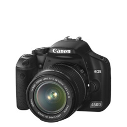Canon EOS 450D with 18-55mm and 55-250mm lenses Reviews