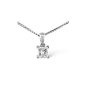 Photo of 18KW Diamond Pendant 0.25CT H/SI Jewellery Woman