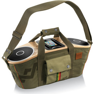 Photo of House Of Marley Bag Of Rhythm iPod Dock