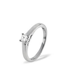 Lucy Platinum Diamond Solitaire Ring 0.33CT G Reviews