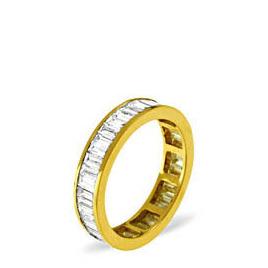 Grace 18ky diamond full eternity ring 1.0ct Reviews