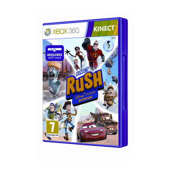 Microsoft Rush - for Xbox 360