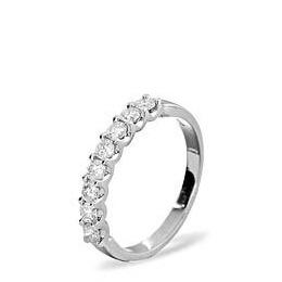 8 Stone Chloe Platinium Diamond Half Eternity Ring Reviews