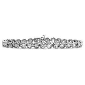 Photo of 18KW EMILY DIAMOND NECKLACE 1.00CT PK Jewellery Woman