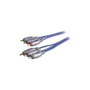 Photo of Sound and Image SICRR3310 3PHON/3PHON RGB 10M Adaptors and Cable