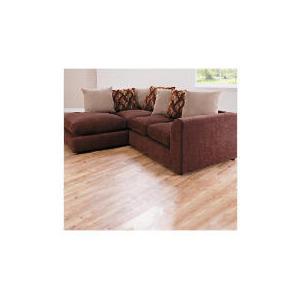 Photo of Costa Left Hand Facing Corner Unit, Chocolate Furniture
