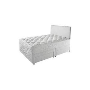 Photo of Silentnight Miracoil Luxury Supreme 2 Drawer Divan Set - King Bedding