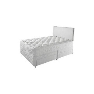 Photo of Silentnight Miracoil Luxury Supreme 2 Drawer Divan Set - Double Bedding