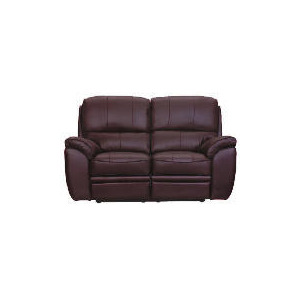 Photo of Minnesota Leather Recliner Sofa, Espresso Furniture