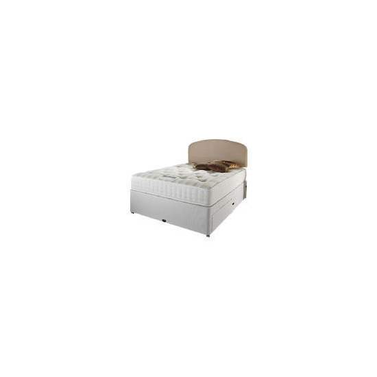 Rest Assured Appalachian 1000 Ortho Non Storage Divan Set - Single