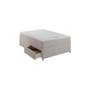 Photo of Simmons MQ 800 Memory Foam 4 Drawer Divan Set - Double Bedding