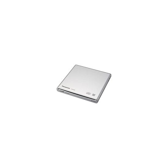 Panasonic VW-BN1E-S - Disk drive - Hi-Speed USB - external - silver