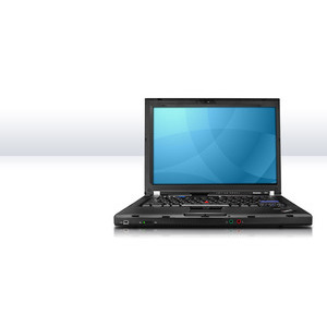 Photo of Lenovo ThinkPad R61I 7650-E9G Laptop