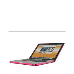"MacBook Pro 15"" Aluminum Unibody See Thru - PINK Reviews"
