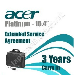 "Platinum Bundle 15"" - Extended service agreement - 3 years Reviews"