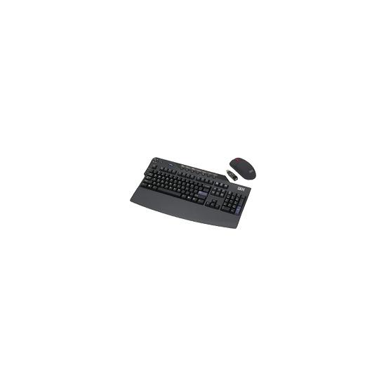 Lenovo ThinkPlus Enhanced Performance Wireless Keyboard and Optical Mouse