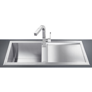 Photo of Smeg LQ861D Kitchen Sink