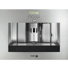 Fagor 2MQC-A10X Stainless Steel Coffee Machines