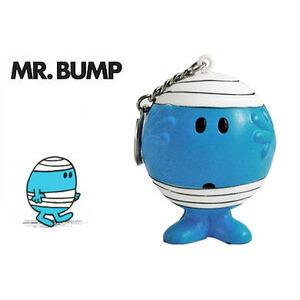 Photo of MR Men Stressball Keychain - MR Bump Gadget