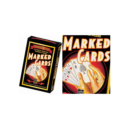 Magic Marked Cards