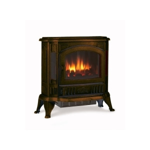 Photo of Broseley Fires Winchester E-WIN-E Electric Stove In Black Enamel Electric Heating