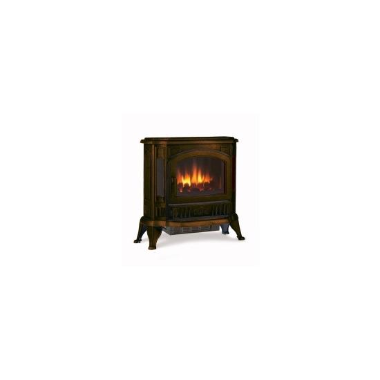 Broseley Fires Winchester E-WIN-E Electric Stove in Black Enamel