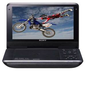 Photo of Sony DVP-FX980 Portable DVD Player