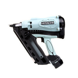 Hitachi NR90GC2 CORDLESS GAS FRAMING NAILER - CLIPPED HEAD NAILS Reviews