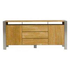 Photo of Mark Harris Solid Oak Ohio Sideboard Furniture