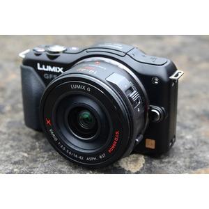Photo of Panasonic Lumix DMC-GF5 With 14-42MM Lens Digital Camera