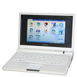 Asus Eee PC 701 4G Surf Linux Reviews