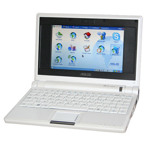 Photo of Asus Eee PC 701 4G Surf Linux Laptop