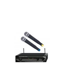 iTRANS-V2 Dual VHF Wireless Microphone System Reviews