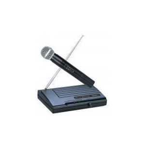 Photo of ITRANS-V1 VHF Wireless System Microphone