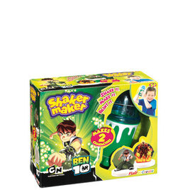 Ben 10 Shaker Maker Reviews