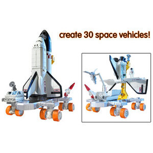 Photo of Matchbox Mega Rig Shuttle Mission Toy